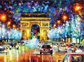"""Colorful Night16X20"""" Unframed Paint By Number Kit DIY Acrylic Painting on Canvas - $8.99"""