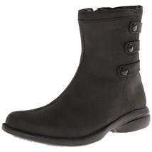 Merrell Women's Black Captiva Mid Waterproof Boot J69120 SIZE 5.5M (22.5CM) - $86.50