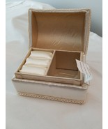 Popular Creations Wedding Padded Jewelry Box - Ivory with Box - $9.85