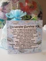 University Survival Kit NEW- The Perfect Greetings Card Alternative! - $6.36