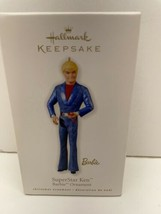 "Hallmark  ""SUPERSTAR KEN"" Barbie  Keepsake Ornament    2010  NEW - $9.85"