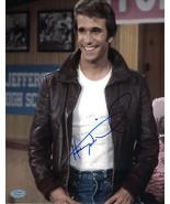The Fonz Signed 8x10 Photo Mounted Memories Authenticated Arthur Fonzarelli - $59.39