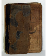 1871 Antique Text Book First Lessons Geography Teaching Manual Monteith ... - $18.99