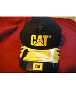 CAT Ultra Bright White Led Hat Color Black & Yellow - $15.85