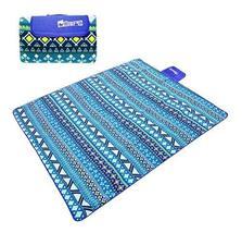 Outdoor Beach Blanket/Compact Pocket Waterproof & sand proof Mat for Cam... - $46.68