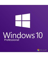 Windows 10 Pro 32/64 Authentic Product Key License Instant Delivery - $12.99