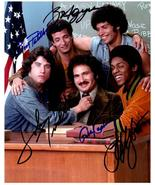 WELCOME BACK KOTTER Cast Authentic Autographed Signed Photo w/COA -9017 - $245.00