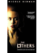 BRAND NEW FACTORY SEALED VHS The Others (VHS, 2002) Nicole Kidman - $6.92