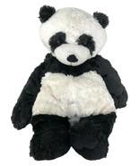 "Panda Bear Stuffed Animal Plush 14"" Poppy Plush Toy - $18.81"