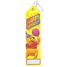 Disney's Winnie The Pooh Birthday Award Ribbons; Unisex Pooh Birthday De... - $2.99