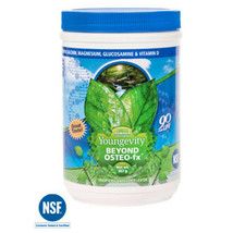 Beyond Osteo Fx Powder Canister - 357g (6-Pack) Youngevity, Dr. Wallach, calcium - $218.79