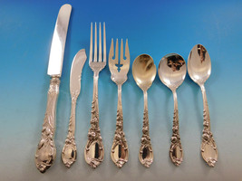 La Parisienne by Reed & Barton Sterling Silver Flatware Set 12 Service 9... - $8,995.50