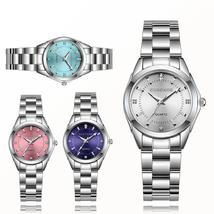 Stella Ladies Rhinestone Stainless Steel Quartz Watches - $32.99