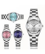 Stella Ladies Rhinestone Stainless Steel Quartz Watches - £25.48 GBP