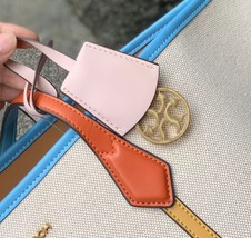 Tory Burch Perry Canvas Oversized Tote image 6