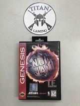 NBA Jam T.E. (Sega Genesis, 1995) - $15.20