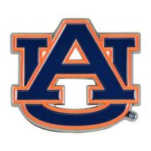 Fanmats NCAA Auburn Tigers Diecast 3D Color Emblem Car Truck RV 2-4 Day Delivery - $10.64