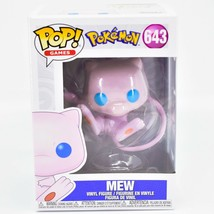 Funko Pop! Games Pokemon Mew #643 Vinyl Action Figure
