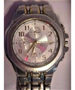 Pulsar by Seiko Chronograph Men's Quartz Watch 7T62-X103 - $113.85