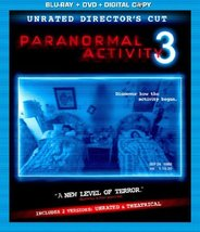 Paranormal Activity 3 (Blu-ray+DVD Combo) (2011)
