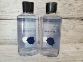 "2 Bath & Body Works ""Wildberry & Chamomile"" Shower Gel w/ Natural Tea Oi... - $19.95"