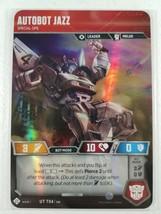 Transformers TCG Base Set - Autobot Jazz - UT T04 - WOTC 2019 - $5.00