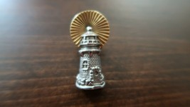 Vintage AVON Lighthouse Pin 3.4cm - $11.88