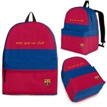 Cool Barcelona Barca Bag Backpacks School Travel - €37,03 EUR