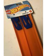 Mattel HOT WHEELS Orange Track Extension Set Bin 2B - $7.91