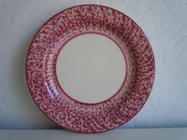 Hartstone Jewel Tones Ruby Salad Plate - $7.12