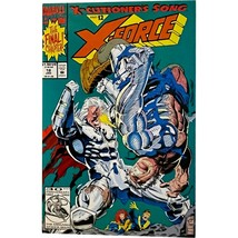 """Comic Book, X-FORCE, X-CUTION'S Song """"The Final Chapter #18"""" - $11.99"""