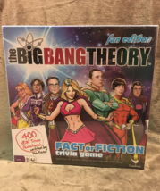 """THE BIG BANG THEORY"" FACT OR FICTION TRIVIA GAME...BRAND NEW!!! - $19.99"