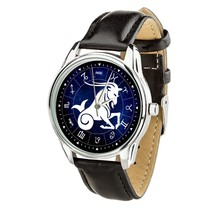 Capricorn constellation zodiac Wristwatch Men Women watch Christmas Cool... - $39.99