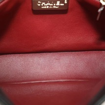 Auth Chanel Limited Ed Westminster Pearl Chain Quilted Lambskin Medium Flap bag image 12