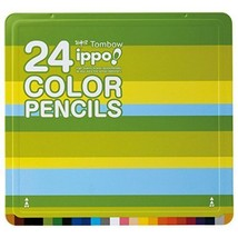 CL-RPN0224C Tombow Pencil colored pencil ippo! Slide can 24-color CL-RPN022 - $17.71