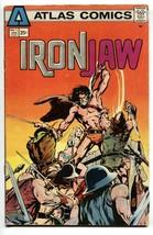 Iron Jaw #1 1975-NEAL ADAMS ART-Atlas Seaboard VG - $18.92
