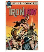 Iron Jaw #1 1975-NEAL ADAMS ART-Atlas Seaboard VG - $18.92