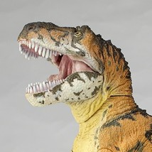 KAIYODO Soft Vinyl Toy Box 018 A Tyrannosaurus japan Import - $73.87