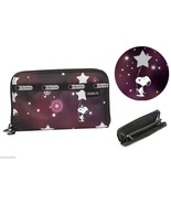 LeSportsac Peanuts Snoopy In The Stars Lily Wallet Limited Edition Free ... - $61.92