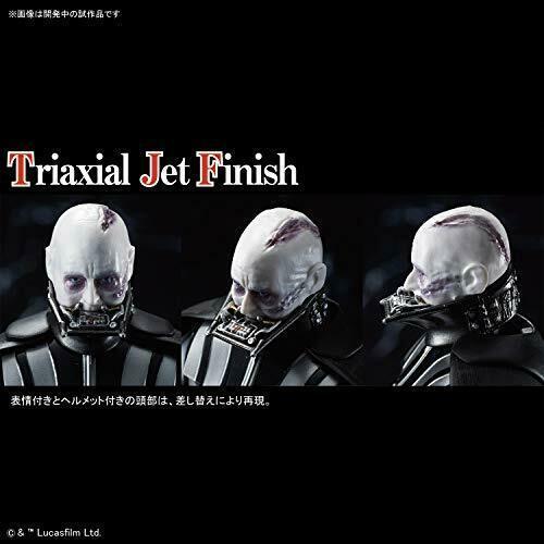 New Bandai Star Wars 1/12 Darth Vader Return of the Jedi plastic model kit