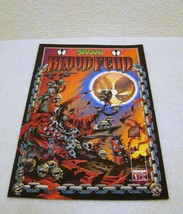 Image Comics Spawn Blood Feud #1 June 1995, Collectible Comic Book - $5.93