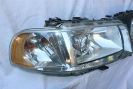 01-03 Audi A8 S8 Quattro HID Xenon Headlight Head Lights Set L&R - PRO POLISHED image 3