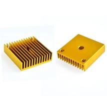 3 d printer Makerbot accessories MK7 / MK8 heat sink 40 * 40 * 11 - $3.36