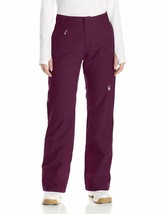 Spyder Women's Winner Tailored Fit Pant, Ski, Snowboard, Size XL,Inseam ... - $69.00