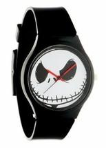 Flud X Disney Tim Burtons Pesadilla antes de Navidad Jack Skelington Negro Reloj