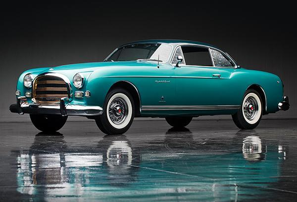 Primary image for 1954 Chrysler GS-1 Special Coupe Concept Car - Promotional Photo Poster