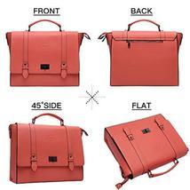 Laptop Briefcase for Women 15.6 Inch Business Computer Bag Satchel Bag Laptop Me image 3