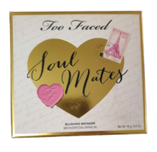 Too Faced Soul Mates Bronzer & Blush Duo - Ross & Rachel 0.6 oz (Pack of 1) - $39.99