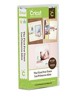 Cricut The First Few Years Cartridge Paper Crafting Tool - $32.93