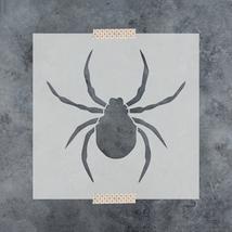 Spider Stencil - Reusable Stencils of Spider in Multiple Sizes - $5.99+